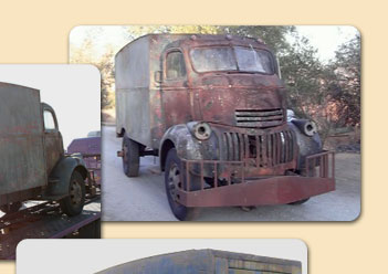 Jeepers Creepers Truck 1 Progress