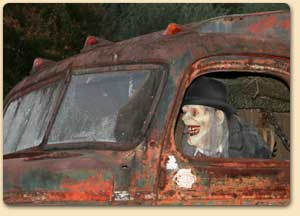 Jeepers Creepers Truck - Halloween 2008