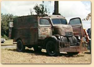 Jeepers Creepers Movie Captures